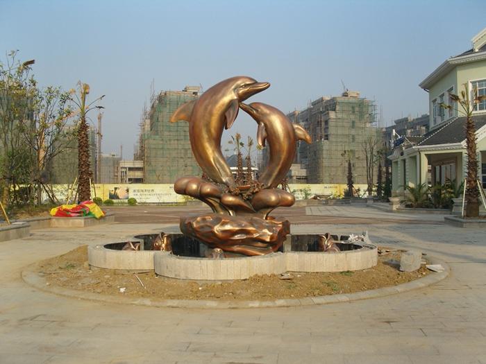 玻璃钢景观雕塑