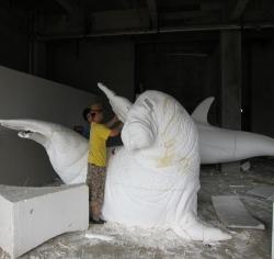 泡沫雕塑厂家